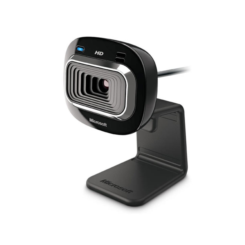 WebCam Microsoft LifeCam HD-3000 - Com Microfone